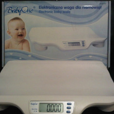 CANTAR ELECTRONIC BABY ONO 0-20kg + CADOU Altele