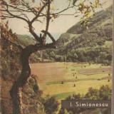 (C2450) COLTURI DIN TARA DE I. SIMIONESCU, EDITURA ALBATROS, BUCURESTI, 1971, EDITIE INGRIJITA DE CALIN DIMITRIU - Carte Geografie