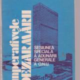 Imperativele dezarmarii - Roman, Anul publicarii: 1980