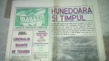ziarul magazin 3 iunie 1972-art. hunedoara si timpul