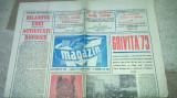 ziarul magazin 17 februarie 1973