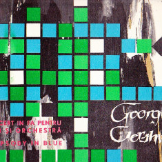 GEORGE GERSHWIN - Muzica Blues