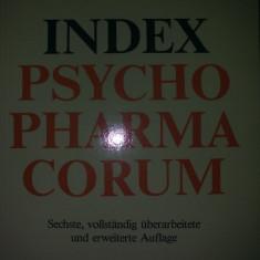 INDEX PSYCHO PHARMA CORUM - W. Pöldinger