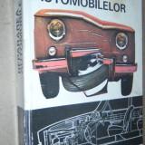Repararea Automobilelor - Al. Groza; I. Ghita - Carti auto