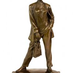 STATUETA BRONZ SEMNATA RUBIN - Sculptura