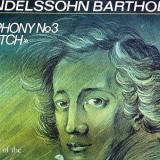 MENDELSSOHN BARTHOLDY -SINFONIEA NR,3 IN LA MINOR -OP 56 SCOTIANA