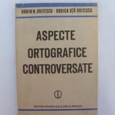 Aspecte ortografice controversate