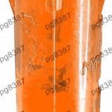Indicator cu bec, 220V, 14x40mm, galben - 124836