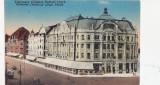 B71928 Timisoara temesvar Palatul lloyd 2 scans