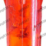 Indicator cu bec, 220V, 13x40mm, rosu - 124834