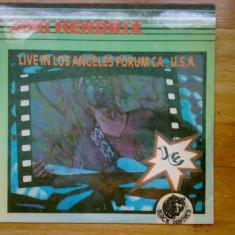 Disc vinil Jimi Hendrix - live in Los Angeles - Muzica Rock