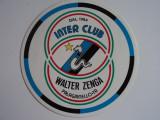 Sticker INTER Milano - club Walter Zenga
