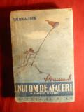 Salom Alehem - Romanul unui om de afaceri -Ed.IIa cca.1944