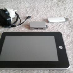 Tableta Android 2.2 + modem huawei E173 - Tableta Huawei, 7 inches, 4 GB, Wi-Fi