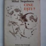 Cine esti? - Mihai Negulescu - Carte educativa