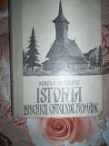 Istoria bisericii ortodoxe romane - MIRCEA PACURARIU