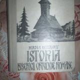 Istoria bisericii ortodoxe romane-MIRCEA PACURARIU - Carti Istoria bisericii
