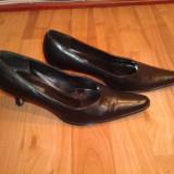 Pantofi dama nr36 piele