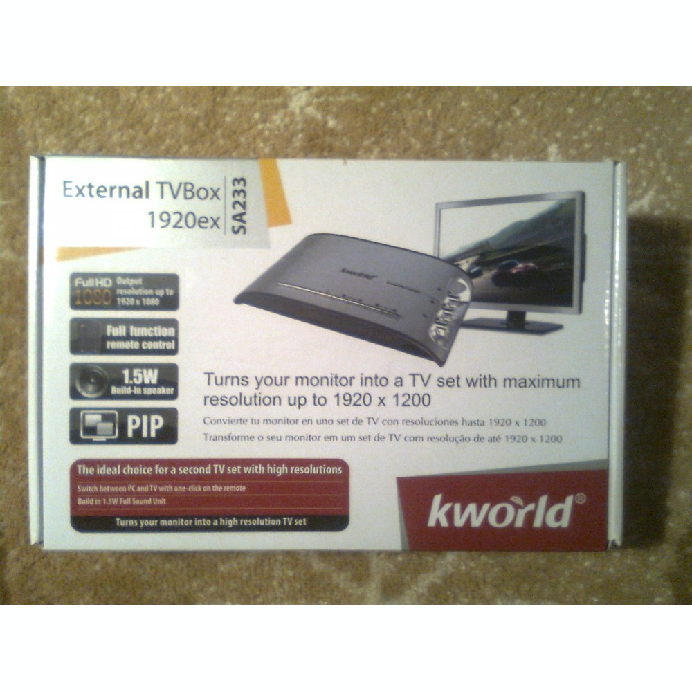 KWORLD KW-TV878-FNT DOWNLOAD DRIVERS