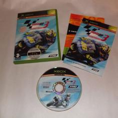 Joc XBOX Classic - Moto GP 3 - Jocuri Xbox Altele, Curse auto-moto, Toate varstele