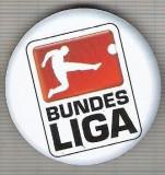 C423 Medalie(placheta magnetica) -Fotbal -  BUNDES LIGA -Germania -marime 40 mm, gr. aprox 8 gr.-starea care se vede