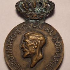 Medalia Ferdinand Resch - Ordin