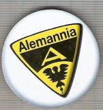 C418 Medalie(placheta magnetica) -Fotbal - Alemania -Germania -marime 40 mm, gr. aprox 8 gr.-starea care se vede