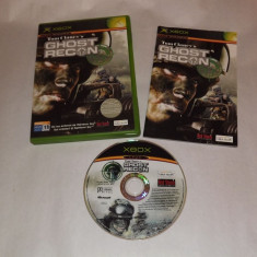 Joc XBOX Classic - Tom Clancy's Ghost Recon - Jocuri Xbox Altele, Shooting, 16+, Single player