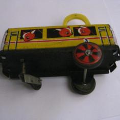 VAGON CHINEZESC DE TABLA DIN ANII 80 - Colectii