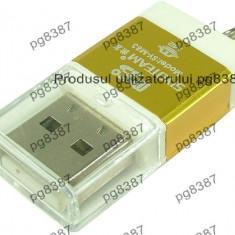 Cititor de carduri, card reader micro SD - SY-M83-114069 - Cititor carduri