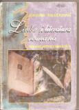 (C2564) LIMBA SI LITERATURA ROMANA, MANUAL PENTRU CLASA A IX-A DE ION DUNA SI RALUCA DUNA, EDP, BUCURESTI, 2000