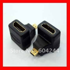 Adapter Micro HDMI tata la HDMI mama