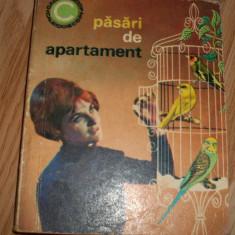 Stefan Delean si Dimitrie Radu - Pasari de apartament - Roman, Anul publicarii: 1972