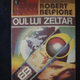 ROBERT BELFIORE - OUL LUI ZELTAR - Roman