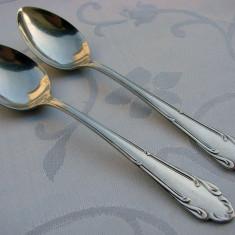 Doua lingurite argintate, marcate Prima NS Alp., Tacamuri