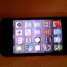 Vand iPhone 3Gs Apple black, Negru, 16GB, Neblocat