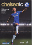 Program fotbal Chelsea - Manchester United 31 oct 2012