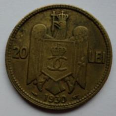 20 LEI 1930 Paris - 2 - - Moneda Romania