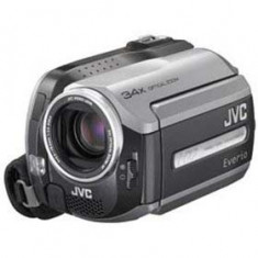 JVC Everio GZ-MG130E - Camera Video JVC, 2-3 inch, Hard Disk, CCD, 30-40x