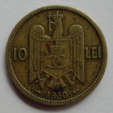 10 lei 1930 Paris -2 - - Moneda Romania