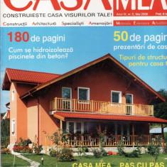 CASA MEA NR. 5 DIN MAI 2006 - Revista casa