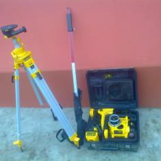 Laser profesional pentru constructii. - Nivela laser rotativa