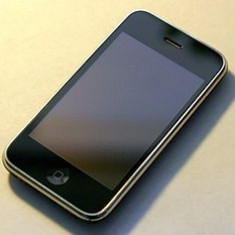 iPhone 3Gs Apple Black, Negru, 8GB, Neblocat