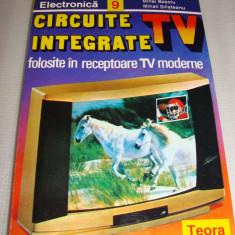 CIRCUITE INTEGRATE folosite in receptoare TV moderne-M.Basoiu\M.Silisteanu