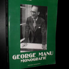 Gheorghe Jijie , George Manu , Monografie , 2010 , legionara , legionari