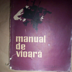 Manual de vioara(volumul 2)-Ionel Geanta,George Manoliu