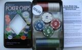 Set 100 jetoane pentru poker