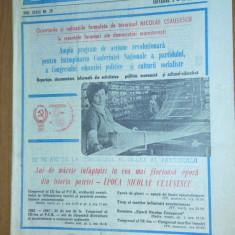 Revista tele-radio 5-11 iulie 1987 - Revista casa