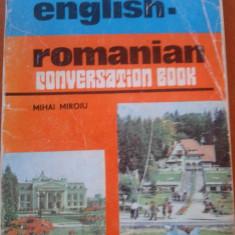 ENGLISH - ROMANIAN Conversation Book - Mihai Miroiu