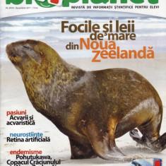 BIOPLANET NR. 27/2011 - Revista scolara